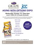 Join us at the Aging with Options Expo!